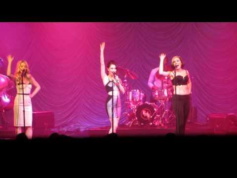 Scott Bradlee & Postmodern Jukebox - Burn (feat. Robyn, Morgan & Ariana)