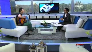 Ahmed Soultan // Sabah El Khair Ya Arab (Performance + Interview)