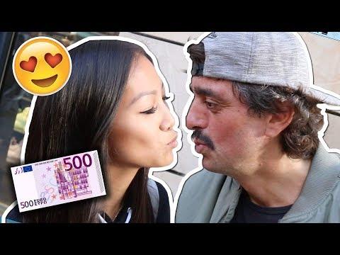FÜR 500 EURO EINEN Zun*enKUSS !!! 😘