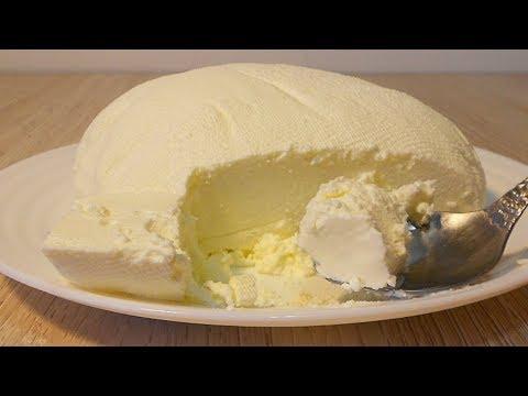 Сыр маскарпоне в домашних условиях из сметаны