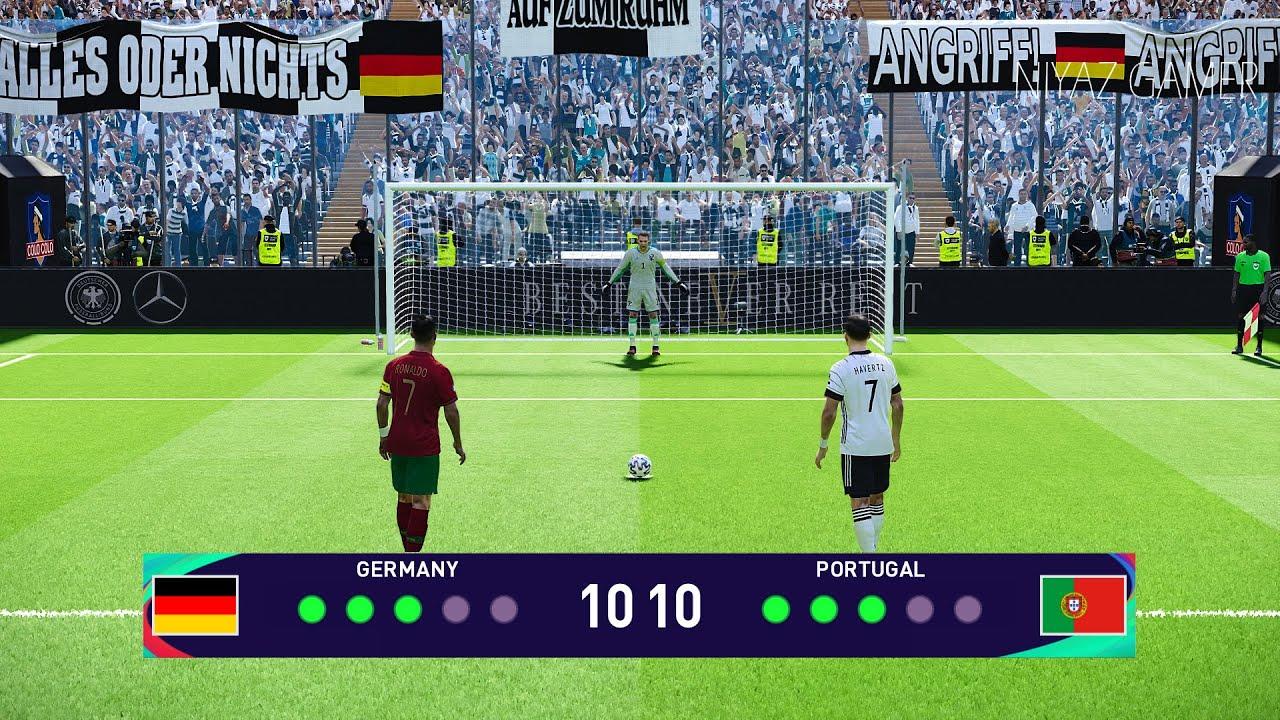 Deutschland Portugal 2021