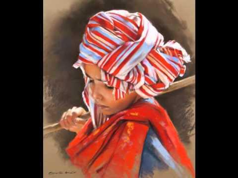 Germ n aracil pinturas al pastel youtube - Fotografias para pintar cuadros ...