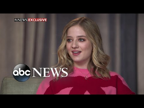 Former child star Jackie Evancho opens up about her struggles in the spotlight