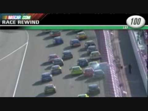 NASCAR Las Vegas Shelby 427 Highlights 2009 (Part 1)