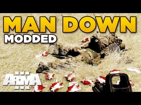 MAN DOWN   ARMA 3 [New Modded Zeus]