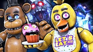 THE NEW FNAF GAME LOOKS SO GOOD!!! || FNaF AR: Special Delivery TRAILER!