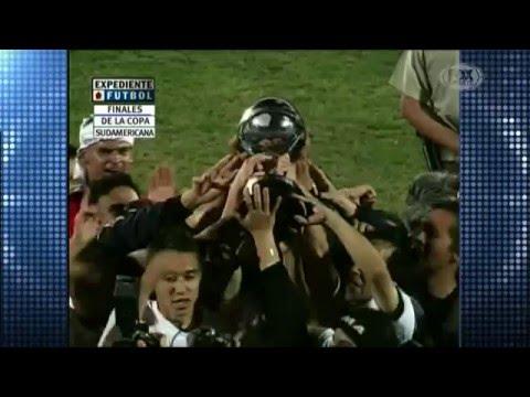 Pachuca Mex Campeon Sudamericana 2006 - Vs Colo Colo ( Ida y Vuelta )