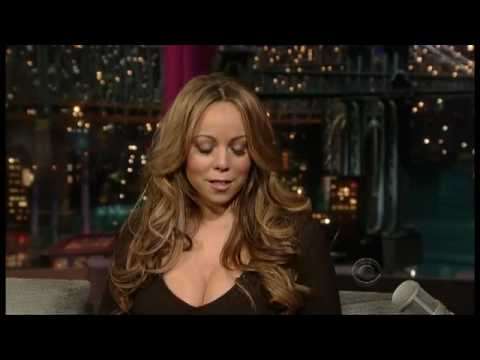 Mariah Carey on David Letterman Interview 2009 Part 1.