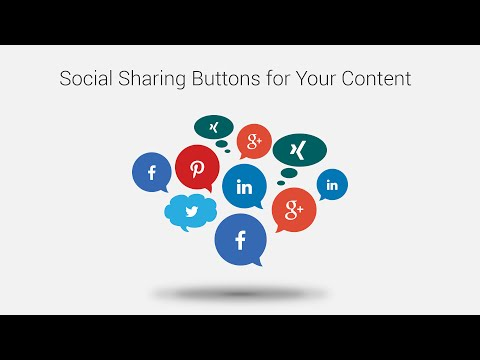 The Best Social Sharing Buttons for WordPress