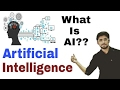 What is Artificial intelligence (Ai) | Introduction to Ai | (Eng-Hindi) | #1