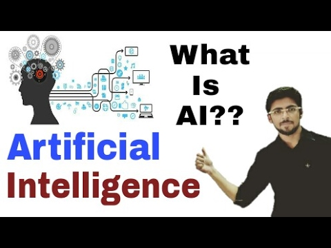 What Is Artificial Intelligence Ai Introduction To Ai Eng