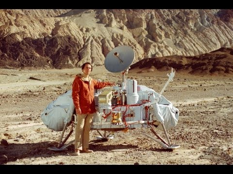 Carl Sagan on Space Implications for Science and the Environment (1993)