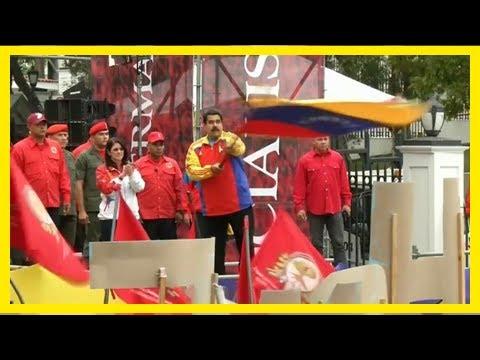 Maduro wins surprise election victory in venezuela News 2017