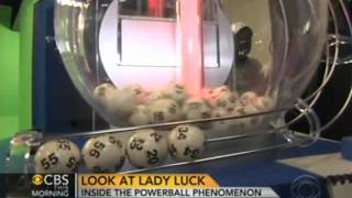 Behind the Scenes of the Powerball Drawings in Florida Lottery headquarters.