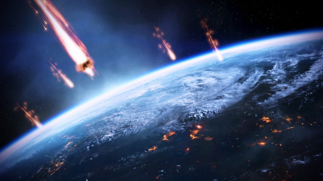 asteroid in the sky - photo #14
