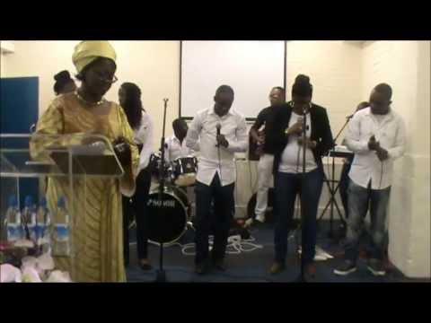 Shalom Vineyard Church Agape 2012