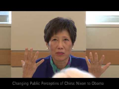 The Week That Changed The World: Changing Public Perceptions of China: Nixon to Obama