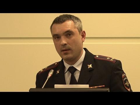 Отчет и.о. начальника УВД СВАО перед муниципальными депутатами