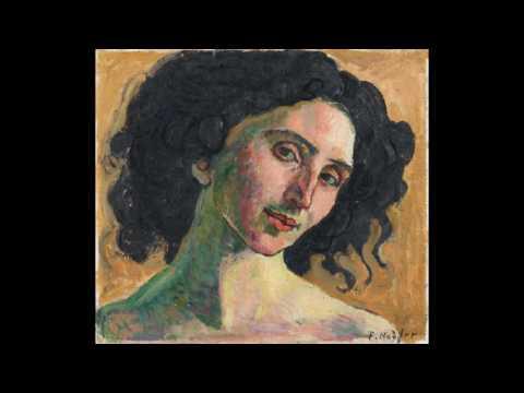 Hodler Ferdinand  費迪南德霍德勒  (1853-1918)  Symbolism  Art Nouveau  Swiss