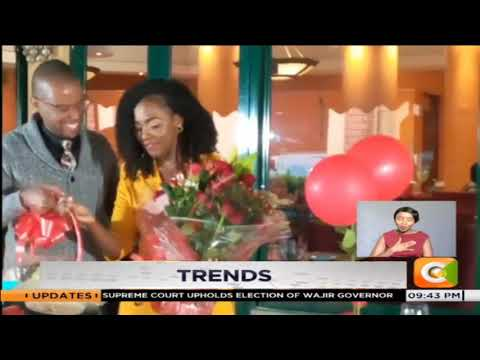 TRENDS | Men's conference on Valentine's day