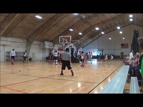 Joshua Ballard Basketball Highlights Part 1