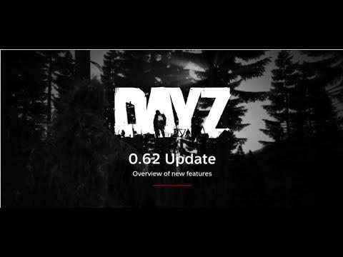 DayZ - обзор обновления 0.62