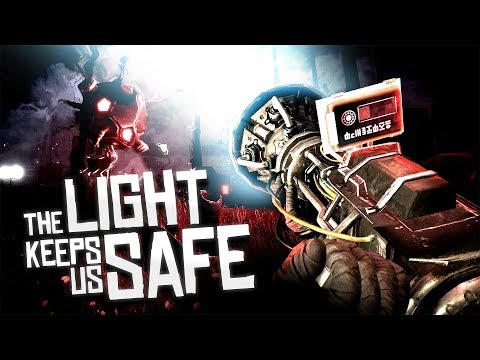 THE ONLY THING KEEPING US ALIVE... Amazing New Survival Game! - The Light Keeps Us Safe Gameplay