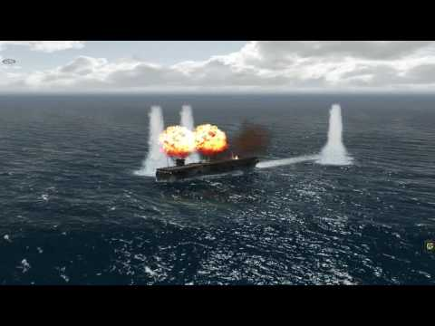 An Uneven Match / Atlantic Fleet