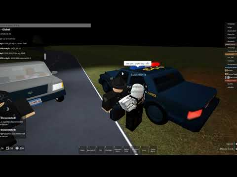 Roblox | State of Mayflower | Mayflower State Police | Ambush Style Attack!
