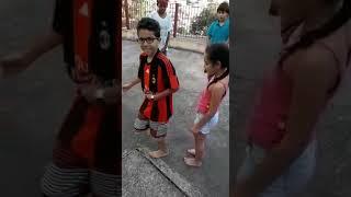 Ralinha de irmaos!! MC Levin - Vai Vai perereca, link da musica na descricao (NDMK)