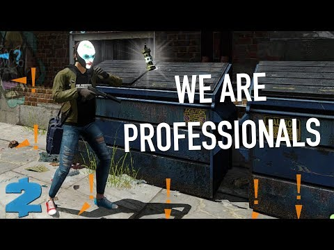 [Payday 2] Super Stealth Heisters