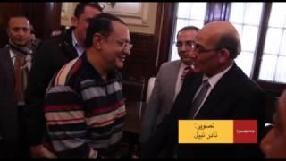 أول حوار مع وزير الزراعة الجديد لمصراوي:سأسعى لمحاربة الفساد وإعادة هيكلة الوزارة - (صور وفيديو)