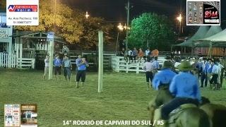 14° RODEIO DE CAPIVARI DO SUL / RS