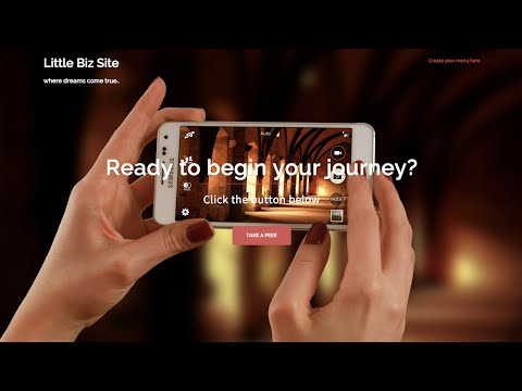 How To Make A Website With WordPress Step By Step 2015 - 동영상