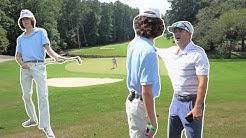 Pissing Off Golfers