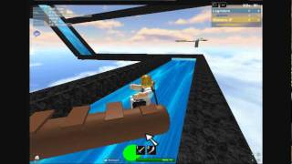 The new game Logride on roblox