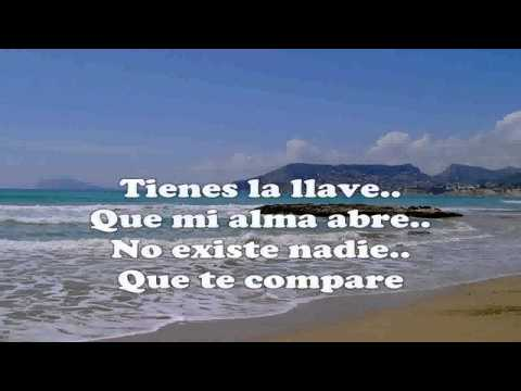 Yo sin Ti   Lilly Goodman Pista   Karaoke Travel Video