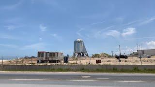 Quik stream of launch pad Monday!