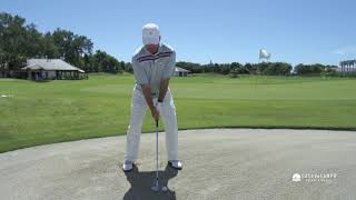 Golf Learning Center Tips - How to get out of the bunker