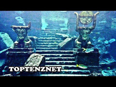 10 CIVILIZATIONS That MYSTERIOUSLY DISAPPEARED — TopTenzNet