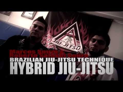 HYBRID JIU JITSU by Marcos Souza & Roberto Satoshi PV