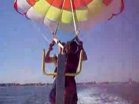 Paracadute ascensionale rimini bagno 78 rikis tribu youtube for Bagno 78 rimini