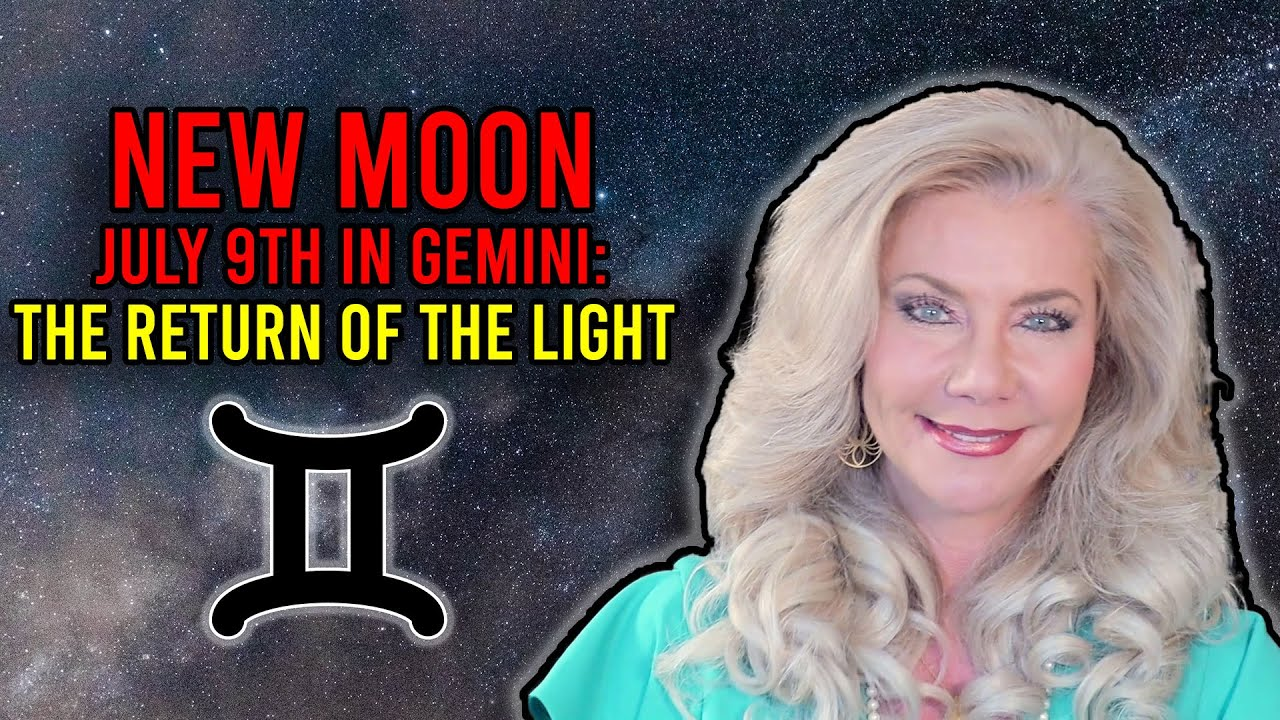 Download New Moon July 9th in Gemini: The Return of the Light