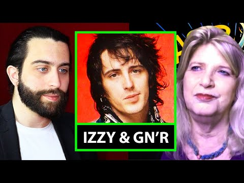 Izzy Stradlin, GN'R Reunion & Hollywood Rose: Vicky Hamilton (ex-GN'R manager) Discusses & More