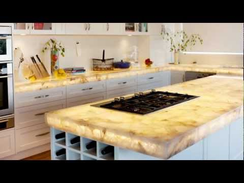 Caesarstone at home with MasterChef winner Julie Goodwin