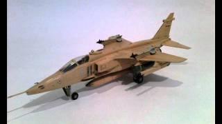 1:72 Hasegawa Jaguar Gr.1
