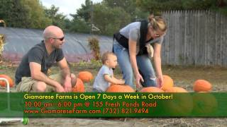 Giamarese Farm Tour Fall 2014