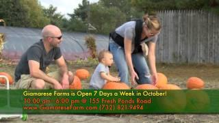 Giamarese Farm Tour Fall 2014