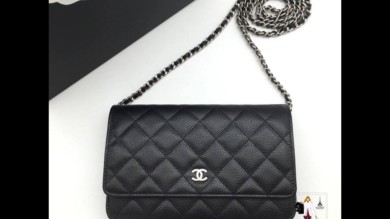ce7f59a4a4f6 Review Chanel WOC รุ่น classic รุ่นที่สาวๆนิยมสะพายคลาสสิคตลอดกาลจ้า ...