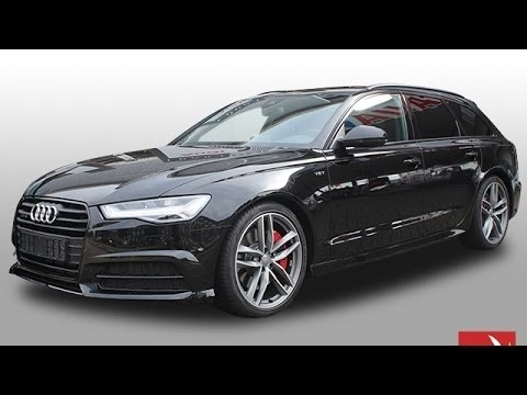 Audi a6 avant 3 0 tdi quattro competition 2016 youtube for Lunghezza audi a6 avant 2016